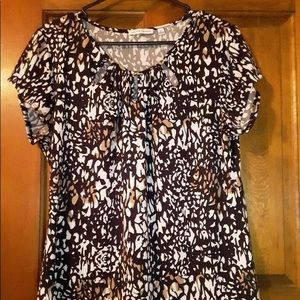 Silky soft nice blouse for work!
